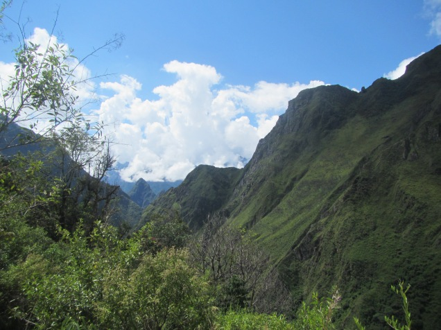 12324 - the second day of our walk from Santa Teresa to Aguas Calientes