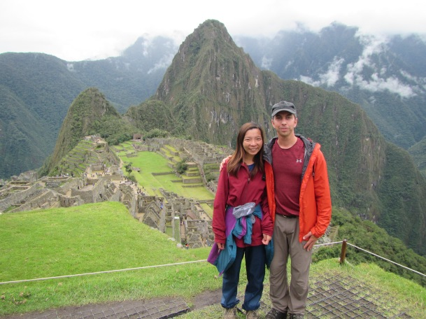 12389 - our visit to Machu Picchu from Aguas Calientes