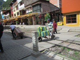 12449 - walking around Aguas Calientes