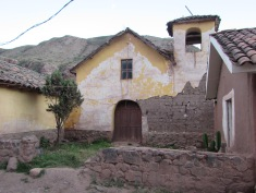 12572 - bus to and walk from ollantaytanbo to Moray and Maras