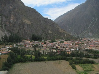12583 - walk around ollantaytanbo