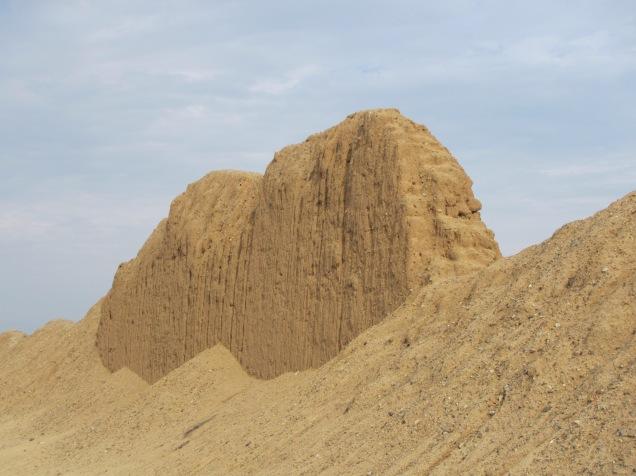 12714 - walking around the Ruinas de Chan-Chan