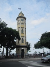 12795 - walking around the historical park and the bordwalk in Guayaquil
