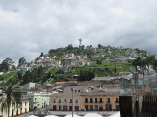 12928 - walking tour of Quito