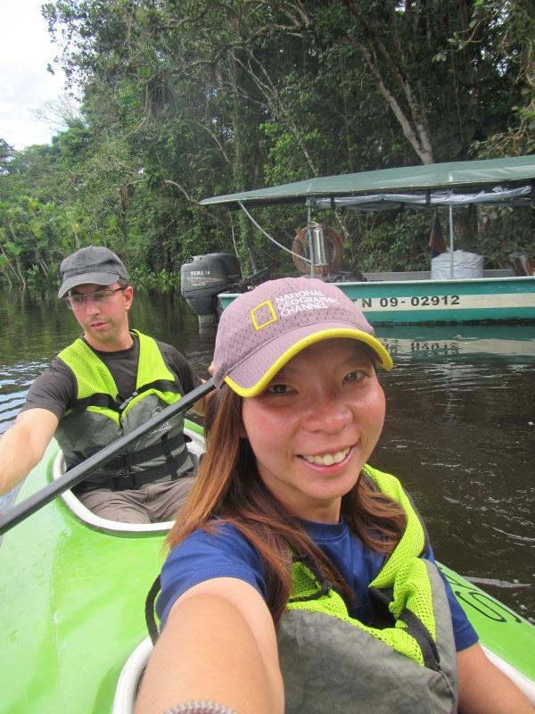 13046 - Day 2 on our river cruise of the Amazon (Rio Napo)