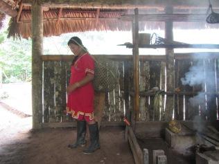 13162 - Day 4 on our river cruise of the Amazon (Rio Napo)