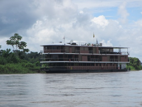 13176 - Day 4 on our river cruise of the Amazon (Rio Napo)