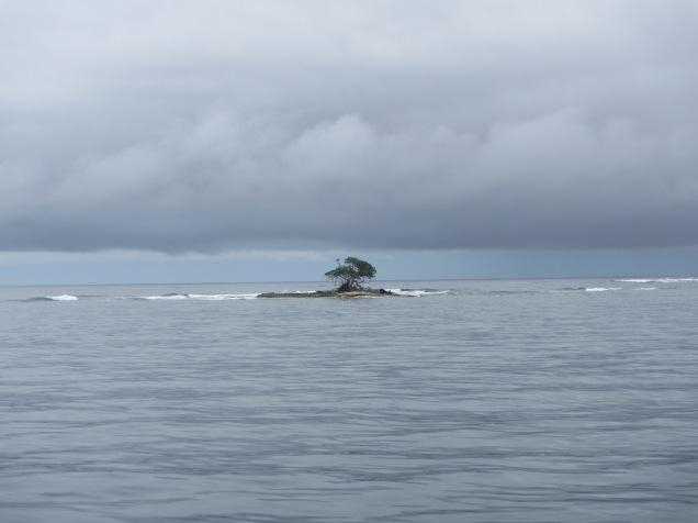 13434 - exploring the san blas Island