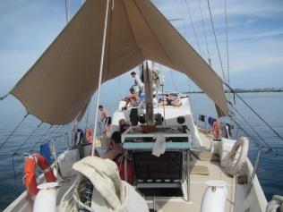 13464 - exploring the san blas Island day 2