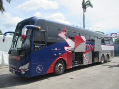 13778 -the bus ride from San Jose to Managua (outside bus)