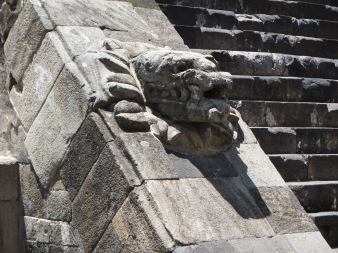 13917 -walking around the Mayan ruins just outside mexico city
